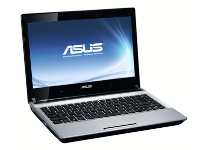 New ASUS U30Jc Notebook Computer