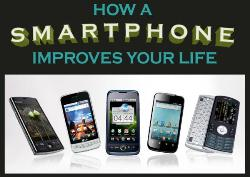 How Smartphones Improve Your Life