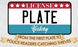 History-Of-License-Plates