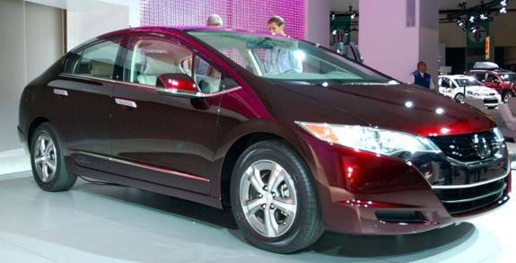 Honda-FCX-Clarity-Hydrogen-Car