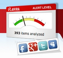 AVIRA Social Network Protection