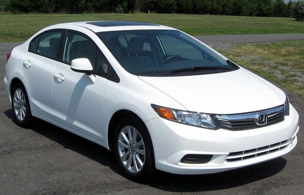 Honda Civic EX Sedan