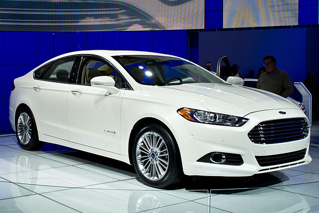 Ford Fusion Hybrid 2nd Gen
