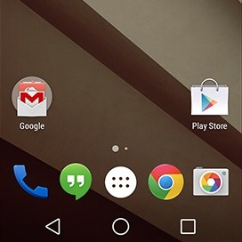 Android L Development Preview