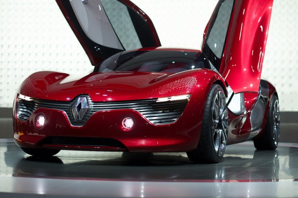 Concept Car Renault Desir. Photo by Dk58 - Renaud. License: CC BY 2.0.