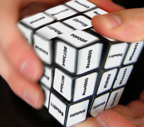 Web Designer Rubik. Photo by Miquel C. License: CC BY 2.0.