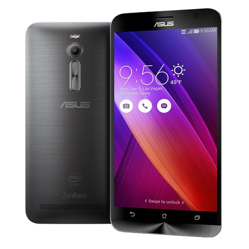 Asus ZenFone 2. Photo by ASUS. License: CC BY-SA 4.0.