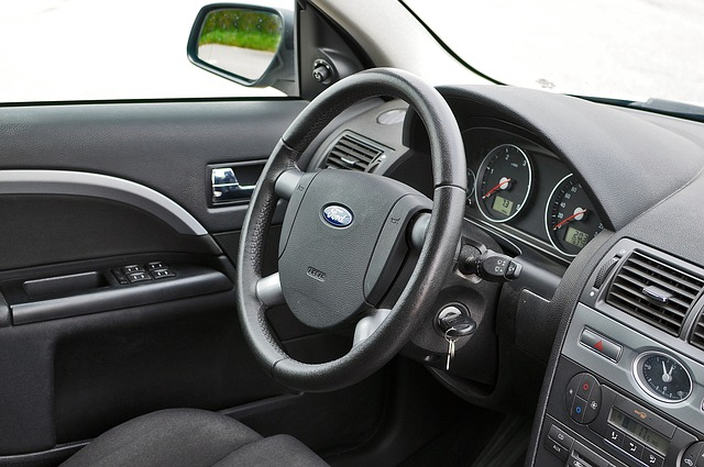 Ford Car Interior