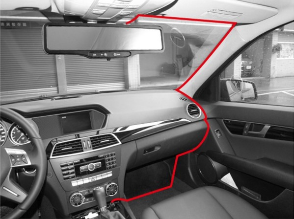 How to Connect a Dashboard Camera's Power Adapter