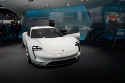 Porsche Mission E Concept Photo by Youkeys. License: CC BY 2.0.