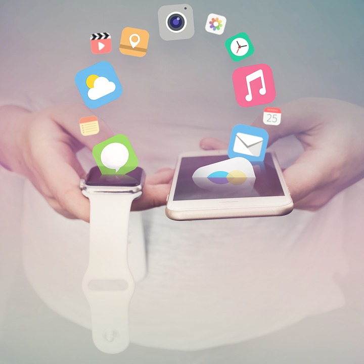 Apple IPhone Smart Watch Apps